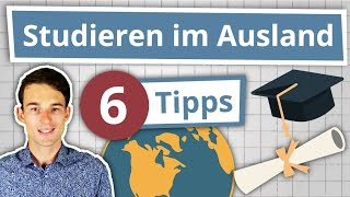 6 FINANZTIPPS zum Studieren im Ausland | Auslandssemester | Finanztipps