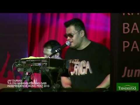 Jay Durias - Tulog / Habang Atin Ang Gabi