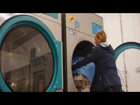 Primer Industrial Laundry Equipment Customer Visit 10 Years On Review