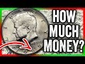 1969 SILVER HALF DOLLAR VALUE - RARE COINS WORTH MONEY!!