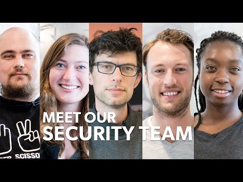 Meet our Security Team