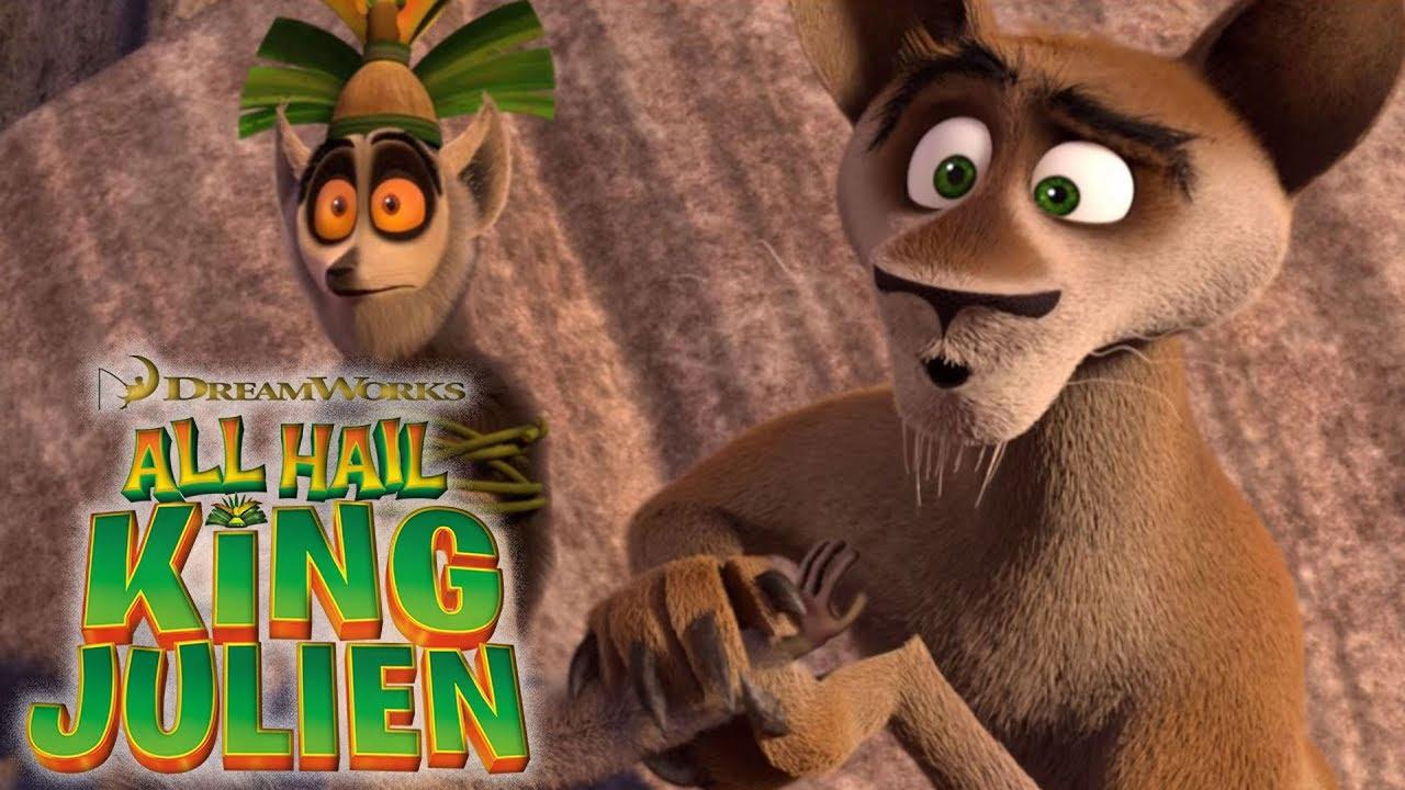 Download Paddleball Battle! | All Hail King Julien | Universal Kids