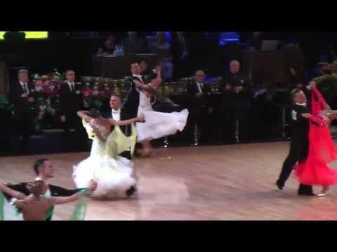 WDSF World Open Standard | Final | Amber Couple 2013