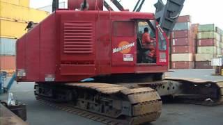 Video still for Manitowoc 4000 Crane