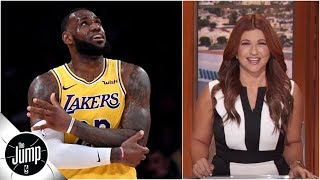 It took one night for the NBA to get spicy again after All-Star break | The Jump