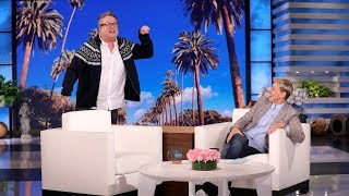 Ellen Recaps What tWitch Missed While He Was on Paternity Leave