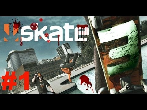 Skate 3 | Caídas,Golpes Y Fails! |Episodio 1