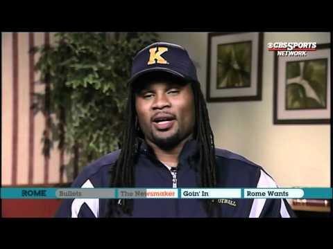 Josh Cribbs on Cleveland Browns football