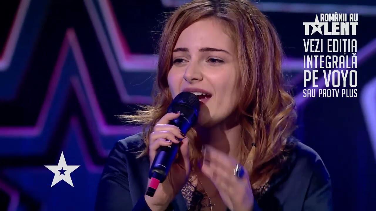 Românii au talent 2021: Stephanie Kiss - solist vocal