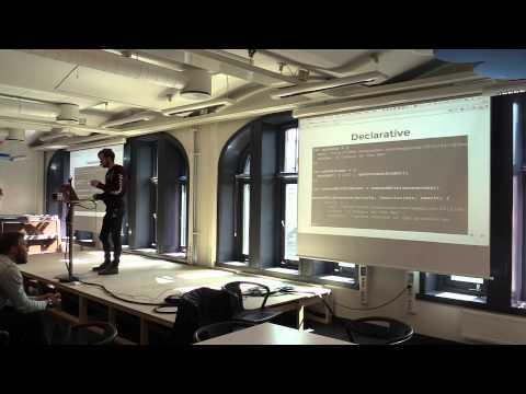 Building a news aggregator using streams - Eirik Vullum - Oneshot Oslo