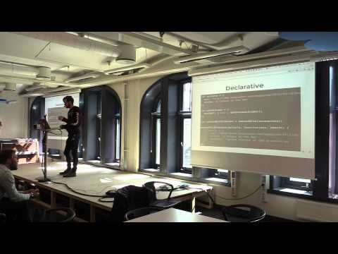 Building a news aggregator using streams - Eirik Vullum - Oneshot Oslo