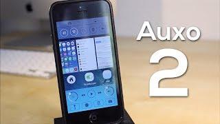 Auxo 2 - Die beste iOS 7 Multitasking Tweak Video
