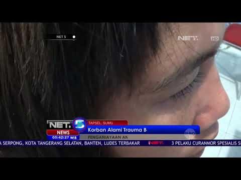 Pelaku Penganiayaan Anak Histeris Saat Bertemu Korban - NET 5