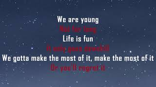 TheOdd1sOut - Life is Fun (Lyrics) Ft. Boyinaband