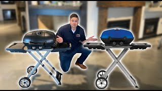 Napoleon Travel Q PŔO 285 vs. 285 Gas Grill Review (which one is better?)