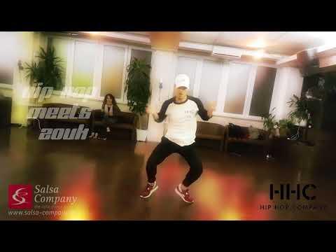 Hip Hop meetz Zouk @Hip Hop Company / Salsa Company