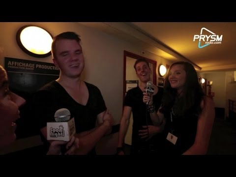 So Happy in Paris - Sick Individuals Backstage