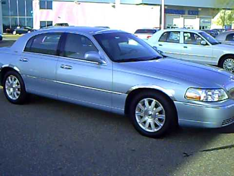 2009 Lincoln Town Car Signature Limited Youtube