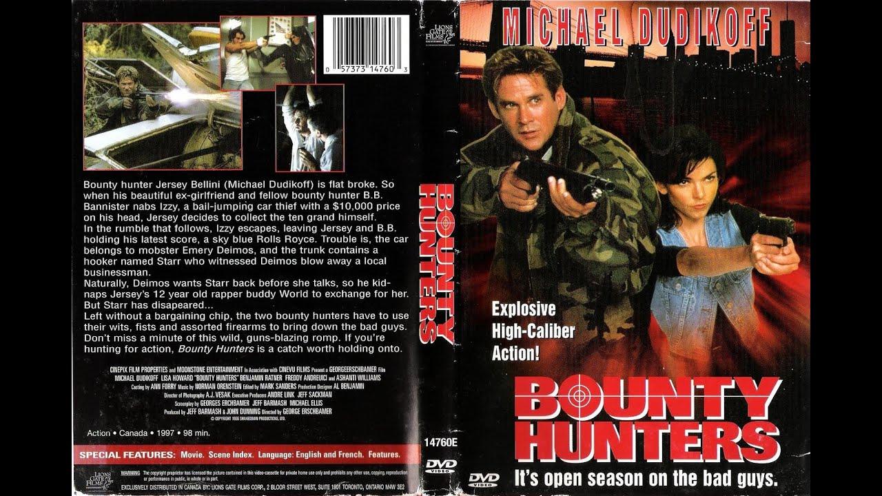 Download Ödül Avcısı -  Bounty Hunters 1996 BRRip Türkçe Dublaj