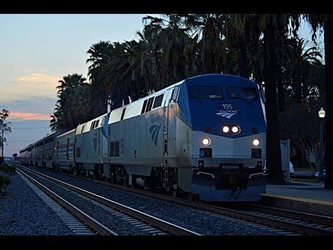 Amtrak Sunset Limited Returns to daylight service!
