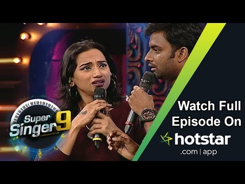 Super Singer 9 Episode 27 ( 9 - December - 15 ) - Pravasthi's Superb Performance