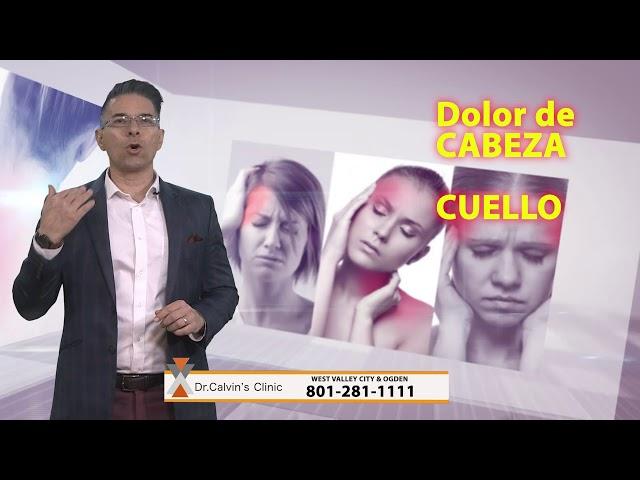 Spanish Dr. Calvin's New Commercial #1 Jan 2021