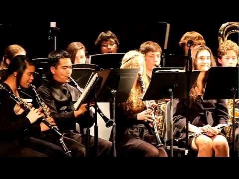 American Folk Song Rhapsody #3 -Patriotic Concert - NMHS 11-6-12