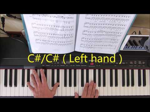 Hard To Say I'm Sorry   Chicago   Piano Tutorial   How To Play