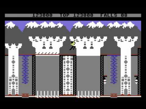 C64 Longplay - Bruce Lee (HQ)