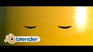 Blender 2.79 b Basit LEGO Yüz Rig oluşturma