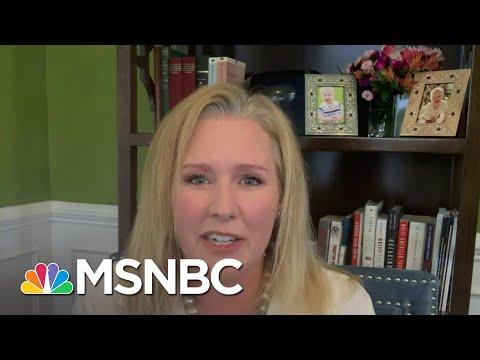Elizabeth Neumann Says The WH Views COVID-19 Response 'Through The Lens Of Public Affairs' | MSNBC