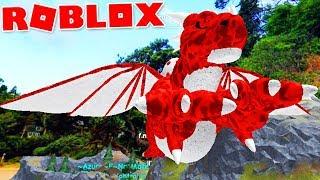 Dragons ' Life 2 (Roblox)-living like egg, Papa Dragon! -(#2) (Gameplay EN-BR)