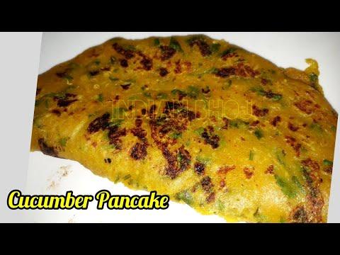 Kheere Ka Chilla Delicious And Healthy Breakfast Recipe | खीरे का चीला Indian Bhoj
