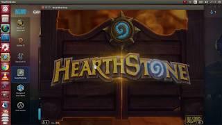 Chơi Hearthstone trên Ubuntu - Dùng Linux