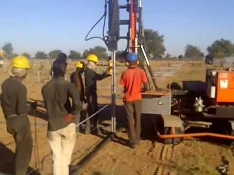 Solar Ramming Foundation Gm Solar Pvt Ltd M 8696135431