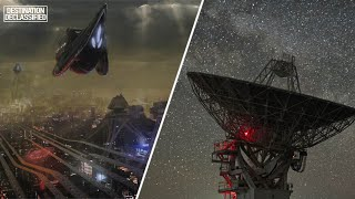 4 Mysterious Alien Like Sounds & Signals Received From Space | Destination Declassified