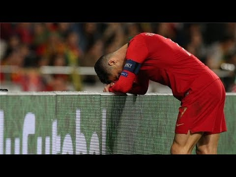إصابة رونالدو في مباراة البرتغال أمام المنتخب الصربي  - نشر قبل 22 دقيقة