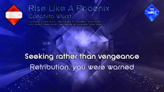 "Conchita Wurst - ""Rise Like A Phoenix"" (Austria) - [Instrumental version]"
