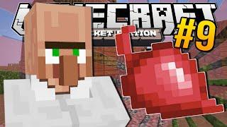 Minecraft Pocket Edition | BEETROOT VILLAGE!! | #9