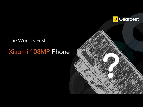 I bet you've never seen 108MP Camera Phone - Gearbest