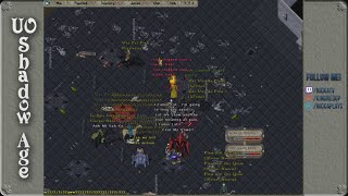 Ultima Online - Doom Boss Fight - UO Shadow Age
