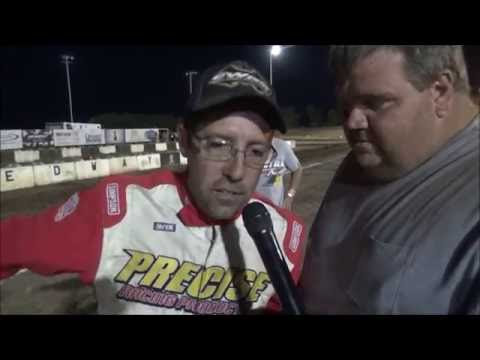 Salina Speedway NeSmith/BSB Manufacturing Late Models 9-18-16