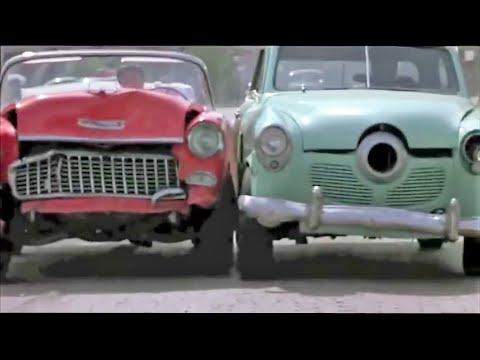 '55 Chevy Bel Air in Mischief