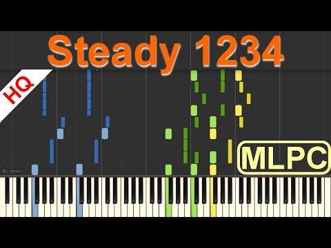 Vice feat Jasmine Thompson & Skizzy Mars  Steady 1234 I Piano Tutorial & Sheets  MLPC