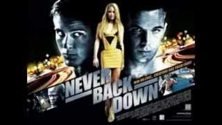 "never back down theme song ""anthem of an under dog"""