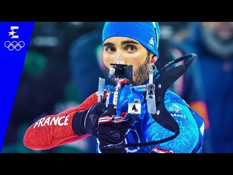 Biathlon | Mixed Relay Highlights | Pyeongchang 2018 | Eurosport