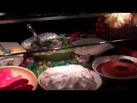 Inside Mandarin Restaurant Niagara Falls