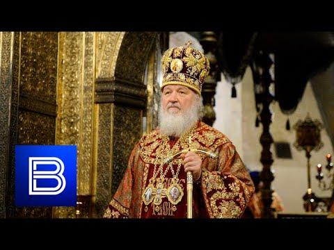 Patriarch Kirill Warns
