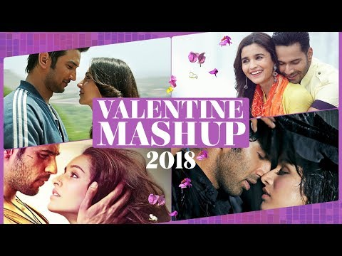 Mix - Valentine's Mashup 2018 | KEDROCK & SD Style | Top Romantic Songs | Hindi Love Songs | T-Series