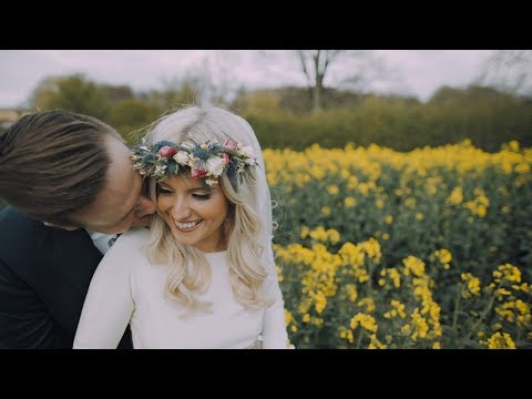 Kirsty {+} Vern | Stunning rural wedding video at Dewsall Court in Herefordshire, UK